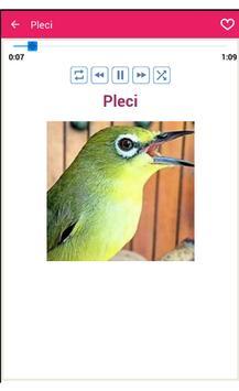 Kicau Burung Terbaru Lengkap screenshot 1