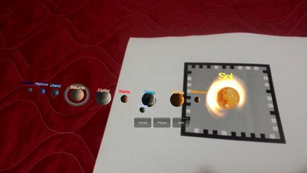 Sistema SolAR screenshot 4