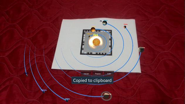 Sistema SolAR screenshot 9