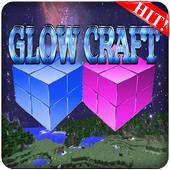 Glow Craft: Exploration HD icon