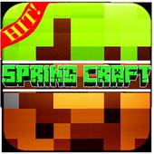 Spring Craft: 3D Exploration icon