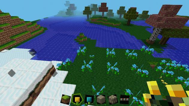 Spring Craft: 3D Exploration apk screenshot