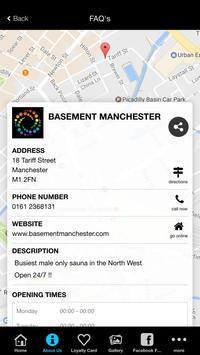 Basement Manchester apk screenshot