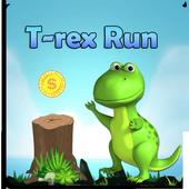 T-rex Run icon