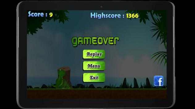 T-rex Run screenshot 3
