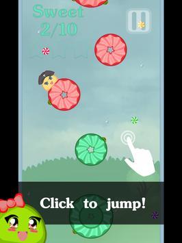 Jelly Up Jump screenshot 4