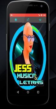 Jess Musica e Letras 2018 poster