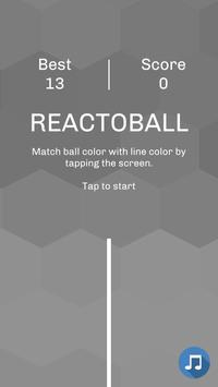 Reacto Ball poster