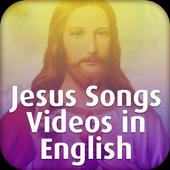 Jesus Video Songs - Jesus Songs in English icon