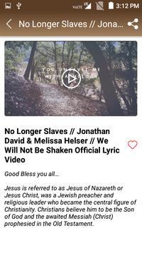 Jesus Video Songs - Jesus Songs in English screenshot 4
