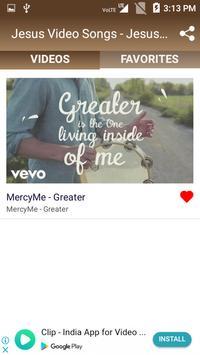 Jesus Video Songs - Jesus Songs in English screenshot 5