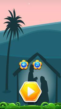 Jesus Games For Kids Free Hexa poster