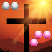 Jesus Wallpaper 3d Hexa icon
