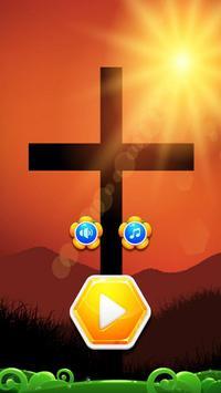 Jesus Wallpaper 3d Hexa poster