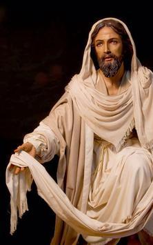 Jesus Live Wallpaper Poster