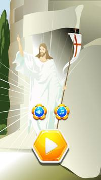 Best Puzzle Games Jesus On The Cross poster