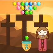Bible Games Bubble Shooter icon