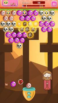 Bible Games Bubble Shooter screenshot 2