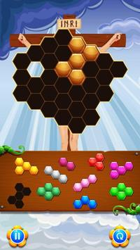 Block Hexa Puzzle Jesus Resurrection screenshot 3