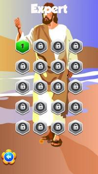 Block Hexagon Jesus Christ apk screenshot