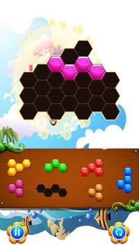 Block Hexagon Puzzle Jesus Christ apk screenshot