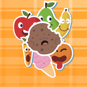 Food Match Story icon