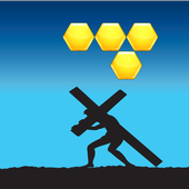 Free Online Puzzle Games Jesus On The Cross icon