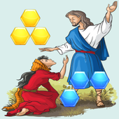 Free Online Puzzle Games Jesus Christ icon