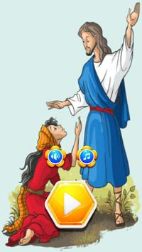 Free Online Puzzle Games Jesus Christ poster