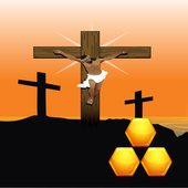 Free Jesus Puzzle Games for Adults icon