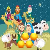 Fun Puzzle Games Jesus Christ icon