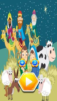 Fun Puzzle Games Jesus Christ poster