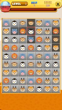 Funny Creatures Match Game screenshot 1