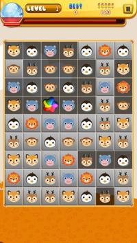 Funny Creatures Match Game screenshot 2