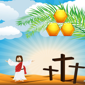 Games Puzzle Games Jesus On The Cross icon