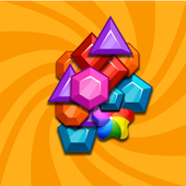 Gems Free Match Game icon