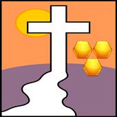 Jesus Words Hexa icon