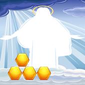 Puzzel App Jesus On The Cross icon
