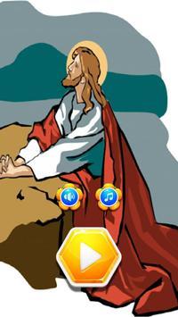 Puzzel App Jesus Christ poster
