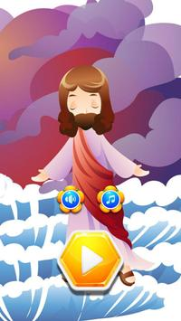 Puzzle Games For Kids Jesus Christ poster