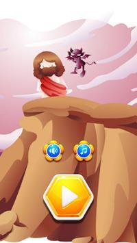 Puzzle Games Jesus Christ poster