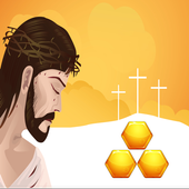 Puzzle Games Jesus On The Cross icon
