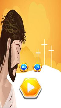 Puzzle Games Jesus On The Cross screenshot 1