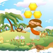 Puzzles Games Free Jesus Christ icon