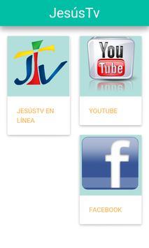 JesusTv Guatemala poster