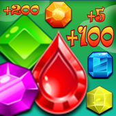 Jewel Link Gold icon