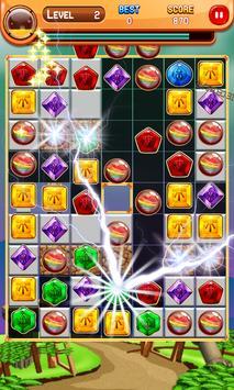 Jewel Pop Puzzle Game screenshot 2