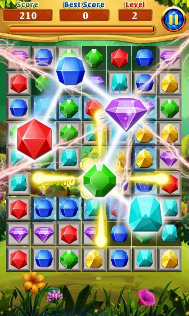 Jewels 2017 — 3 Match Pro 1