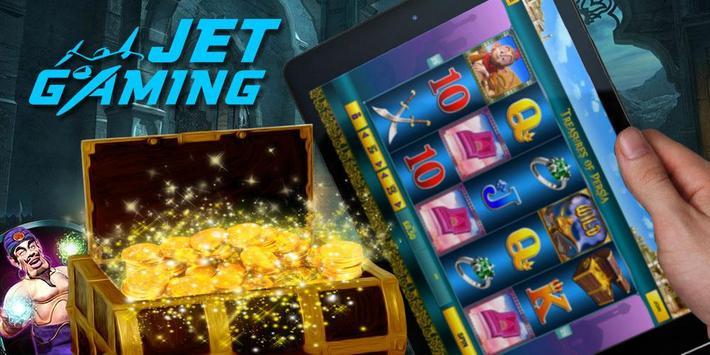 Jet Gaming poster