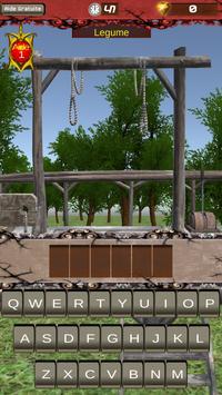 Hangman 3D poster